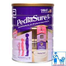 Sữa Bột Abbott PediaSure BA Hương Vani Hộp 850g (Cho trẻ 1~10 tuổi)