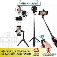 Gậy Chụp Tự Sướng Tripod Có Remote Bluetooth Yung Feng H8 (PVN1065)