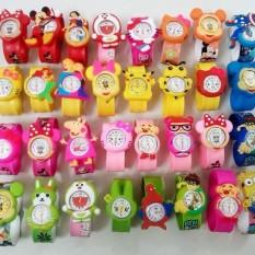 Đồng hồ đập tay dành cho trẻ em (cả bé trai và bé gái) nhiều mẫu siêu đáng yêu