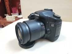 Máy ảnh Canon 40d+ lens