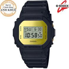 Đồng hồ nam G-SHOCK chính hãng Casio Anh Khuê DW-5600BBMB-1DR