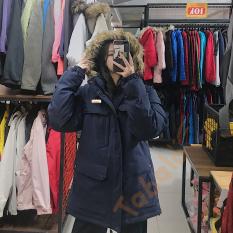 Áo Parka Dáng Dài Hàn Quốc – Siêu Nhẹ, Siêu Ấm, Siêu Rẻ