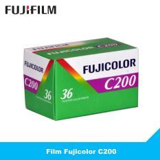 Film Fujifilm Fujicolor C200 , 36exp – Phim máy ảnh 35mm