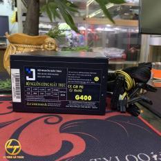 Bộ Nguồn JETEK G400 400W Fan led 12CM – công suất thực