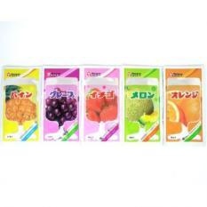 Bột pha nước trái cây Matsuyama (Thơm, Nho, Dâu, Dưa lưới, Cam)
