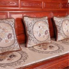 Thảm ghế Hoàng Gia Tây Âu loại 1 size đủ 1m7x60 ( mầu nâu )
