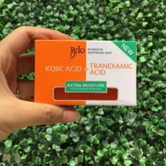 Xà phòng trắng da Belo New – Belo Chanh – Belo Extra Moisture (Trắng sáng, giảm mụn, mờ thâm) + Tặng kèm giá đỡ điện thoại