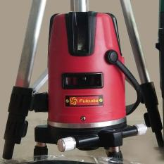 Máy cân bằng / máy cân mực laser 5 tia Noname (tia đỏ) + Tặng kèm chân máy