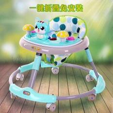 XE TẬP ĐI CHO Bé – Xe tròn mẫu mới 2020 có đèn – Nhạc- xe tập đi cho bé xe tròn tập đi cho bé xe tập đi cho bé nôi em bé -Bàn ăn dặm