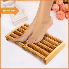 Dụng cụ Massage chân – Bàn Massage chân bằng gỗ cao cấp – Vật lý trị liệu – Chăm sóc sức khoẻ – Chống mỏi, đau nhức, matxa huyệt đạo