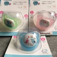 Ti giả/ ti ngậm chỉnh nha Babuu Nhật Bản cho bé