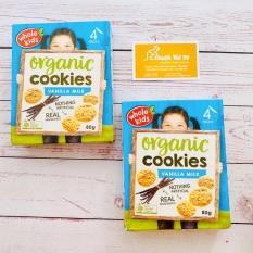 Bánh Ăn Dặm Hữu Cơ Cookies Whole Kids – 12M+