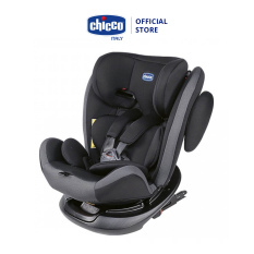 Ghế ngồi ô tô Chicco Unico Isofix 0-12Y xoay 360˚ jet black