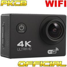 Camera hành Trình Wifi ULTRA HD Phượt Chống Nước Sport Cam PF17