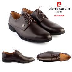 Giày Da Pierre Cardin Blank Derby – PCMFWLC080BRW Màu Nâu