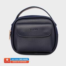 Túi đeo chéo nữ thời trang đa năng YUUMY YN44 chất liệu da tổng hợp cao cấp mềm mại, bền đẹp, dễ dàng vệ sinh