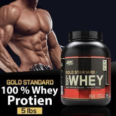Thực phẩm bổ sung Protein Optimum Nutrition Whey Gold Standard 5Lbs (2.27kg )