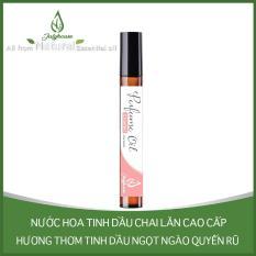 Nước hoa tinh dầu Nữ dạng chai lăn Chantel No.02 10ml JULYHOUSE