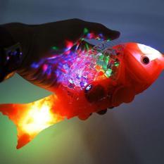 Đèn trung thu cá chép biết chạy và vẫy đuôi siêu vui nhộn