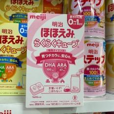 Sữa Meiji thanh nội địa Nhật Bản 648gr
