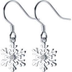 Bông tai bông tuyết xinh xắn cho nữ B2620 – Bảo Ngọc Jewelry