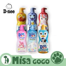 Sữa tắm gội toàn thân D-nee Kid Thái Lan chai 400ml cho bé 3 tuổi trở lên, Sữa tắm gội toàn thân trẻ em Dnee kids bubble bath Thái Lan, Sữa tắm trẻ em Dnee Kids, Sữa tắm tạo bọt Kids D-nee, Sữa tắm gội hình thú – Misagogo
