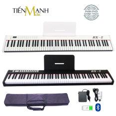 [Trả góp 0%] Đàn Piano Điện Bora BX-II – 88 Phím nặng Cảm ứng Kết nối máy tính và điện thoại Bluetooth Pin sạc Loa lớn BX2 – Tặng Phần mềm và Hướng dẫn Tiếng Việt Tặng bao đựng
