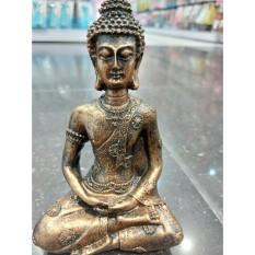 Tượng Phật Thích Ca Mâu Ni Bằng Kim Loại ( Cao 18 cm x Ngang 09 cm ) – Phù Hộ Độ Trì – Tai Qua Nạn Khỏi