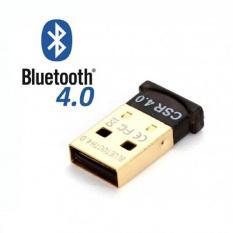 USB Bluetooth 4.0 dùng cho máy tính, laptop không cần cài đặt – mẫu mới 2018,USB tạo Bluetooth mini cho PC và laptop 4.0 SCR Dongle