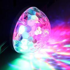 Đèn LED chiếu vũ trường mini cầm tay cảm ứng âm thanh