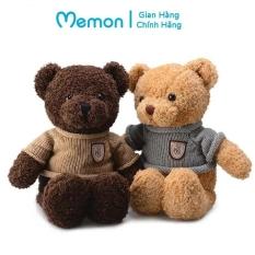 Gấu Bông Teddy Head Tales Nhồi Gòn 40cm – 70cm Cao Cấp Memon