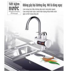 Máy làm nóng nước trực tiếp tại vòi, Vòi nóng lạnh trực tiếp Water Warm HD-02 làm nóng nước cực nhanh