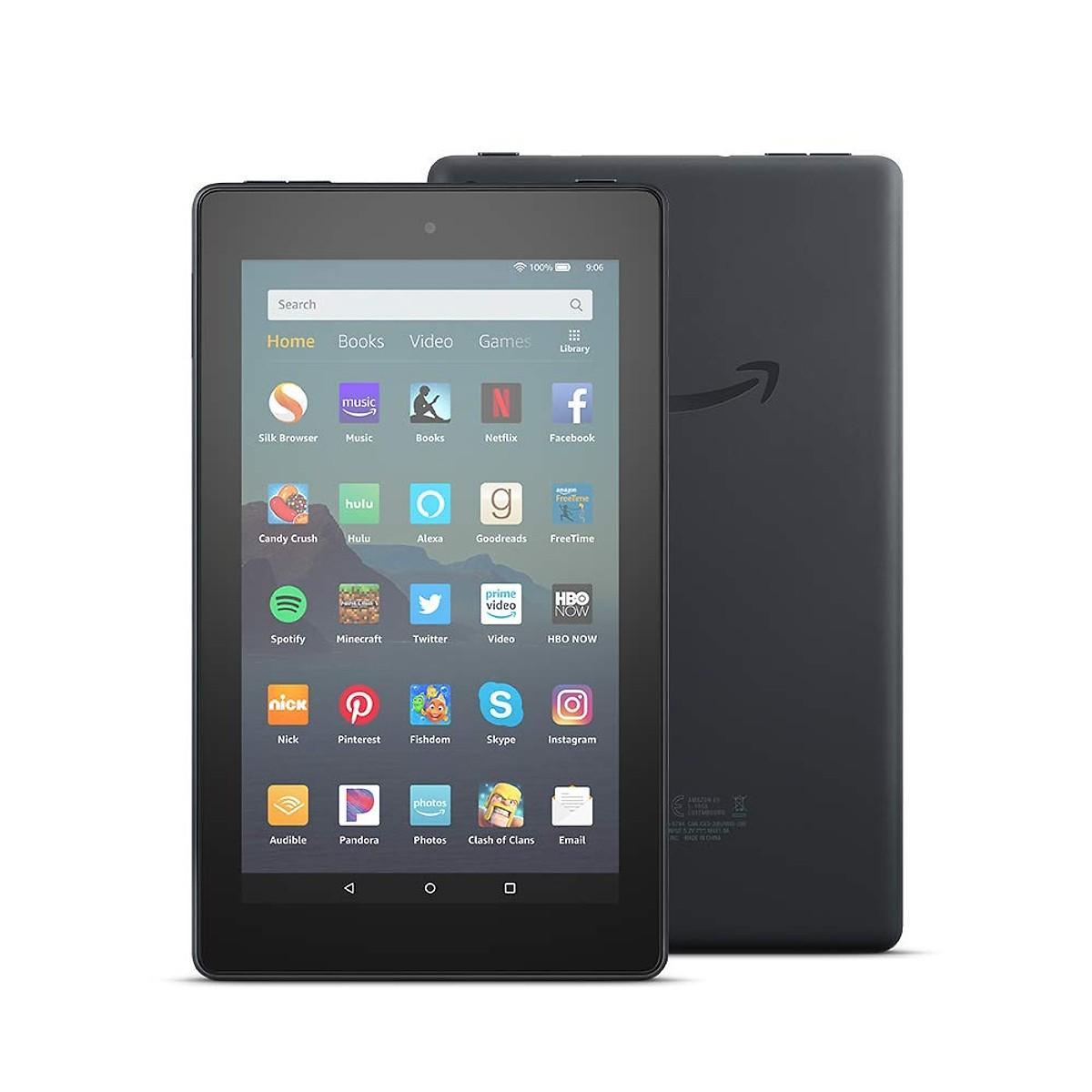 Máy Tính Bảng Kindle Fire 7 (7th) Wifi 16GB (2019)