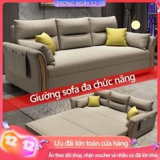 Giường sofa gấp gọn thành ghế,Gửi hai cái gối.182 X 190CM