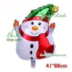 Bóng trang trí noel giáng sinh christmas nhiều hình