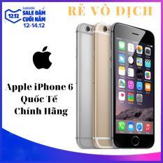 Điện Thoại Apple Iphone 6 – Bản Quốc Tế -Mới Full Chức Năng_Bảo Hành 1 Đổi 1