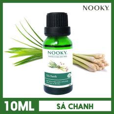 [10ml] Tinh Dầu Sả Chanh Nooky 100% thiên nhiên – [TORO FARM] – Tặng 1 gói cà phê bột Robusta Honey cho đơn hàng từ 199k