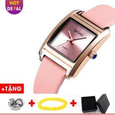 Đồng Hồ Nữ SKMEI Thiết Kế Tinh Xảo Màu Sắc Thu Hút BW058-Boss Watches