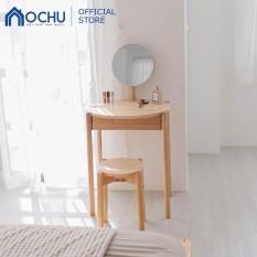Bàn Trang Điểm Gỗ OCHU – Dressing Table – Natural