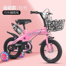 Xe đạp trẻ em từ 2 đến 10 tuổi