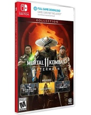 Thẻ game Mortal Kombat 11 Aftermath Nintendo Switch