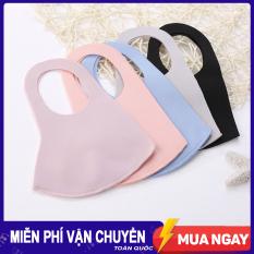 Khẩu Trang người lớn Vải Sufa kiểu Hàn Quốc chống bụi, kháng khuẩn, ngăn virus , bảo vệ hô hấp tốt cho gia đình bạn (có thể giặt & tái sử dụng, tiết kiệm cho cả gia đình)