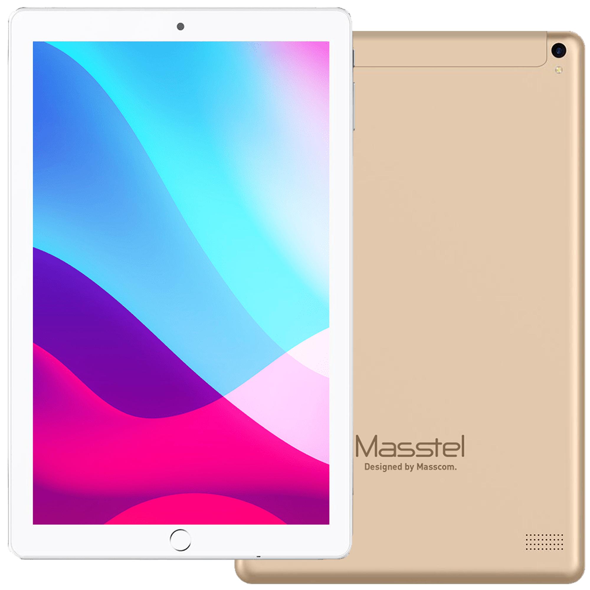 Máy Tính Bảng Masstel Tab10 Pro 10.1 Inch – Ram 2Gb/Rom 16Gb – Pin 5.000 mAh – Tặng Bao Da Hãng + Mới 100% Nguyên Seal +[ BH 12 Tháng chính Hãng ]