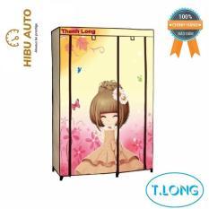 Tủ Vải Lắp Ráp Thanh Long 01