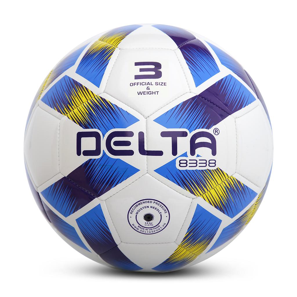 Bóng may máy Delta 6700-3M – Tặng kim bơm và lưới đựng bóng