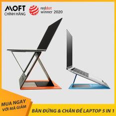 [Tặng Kèm Moft X] Bàn Laptop Gập Gọn Đa Năng, Đế Nâng 5 In 1 MOFT Z Góc Độ Điều Chỉnh Linh Hoạt – Phù Hợp Cho Tất Cả Kích Thước Laptop