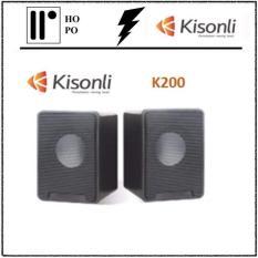 Loa Vi Tính Kisonli K200 – BH 1 Đổi 1 – 10 tháng + 2