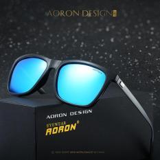 Kính tráng gương, kính râm, kính mát nam nữ, mắt kính phân cực polarized – MK1901