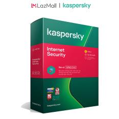 BOX Phần mềm diệt virus Kaspersky Internet Security 1 Thiết bị/Năm (BOX) – Hàng chính hàng