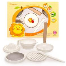 Bộ dụng cụ chế biến thức ăn Simba P9602
